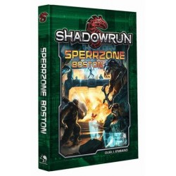 Shadowrun 5: Sperrzone...