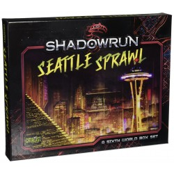 Shadowrun Seattle Box