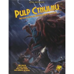 Pulp Cthulhu: Two-Fisted...