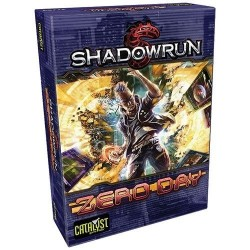 Shadowrun Zero Day Game
