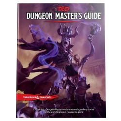 copy of Dungeons & Dragons...