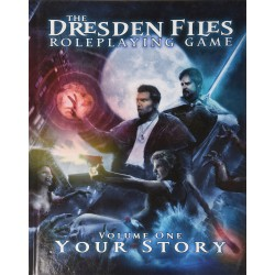 Dresden Files RPG: Core...