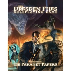 Dresden Files RPG: Paranet...