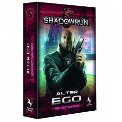 Alter Ego - Shadowrun Roman