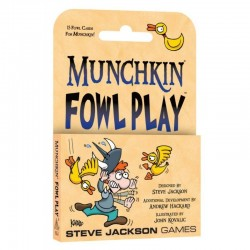 copy of Munchkin Party Pack